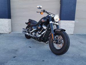 2018 Harley Davidson Softail Slim 1750cc, we finance for Sale in Pompano Beach, FL