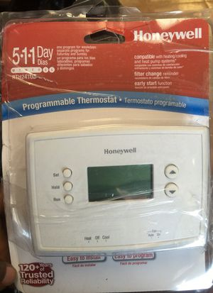 Honeywell programmable thermostat for Sale in Mableton, GA