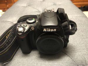 DSLR Nikon Dx40 - Body w/Charger for Sale in Miami, FL