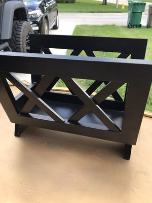 Magazine or files for schoolwork rack 16x10.5 height 12 for Sale in Davie, FL