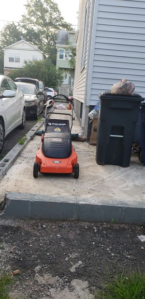 Electric lawn mower for Sale in Irvington, NJ