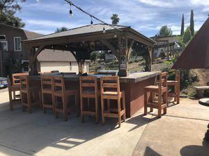Large Custom Bar / BBQ for Sale in Escondido, CA