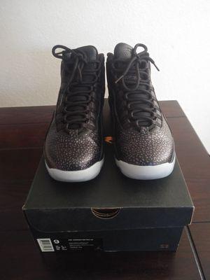 Jordan Retro 10 Paris men size 9 for Sale in Moreno Valley, CA