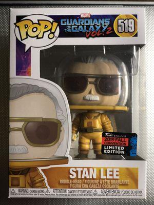 Funko Pop! Stan Lee #519 Guardians of the Galaxy Vol. 2 NYCC Exclusive for Sale in Pico Rivera, CA