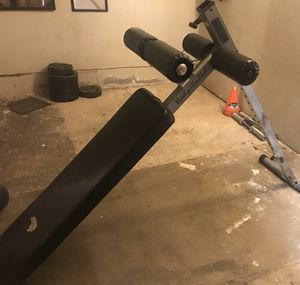Barely used Body Solid Ab Machine $100 for Sale in Tucson, AZ