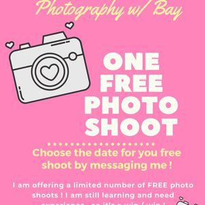Free photography sessions for Sale in Modesto, CA