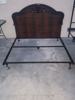 Queen size bed frame only for Sale in Orange, CA
