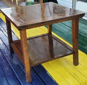 Side table, refurbished for Sale in Phoenix, AZ