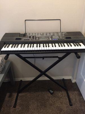 Casio CTK-720 Keyboard w/ Stand $60 for Sale in Poulsbo, WA