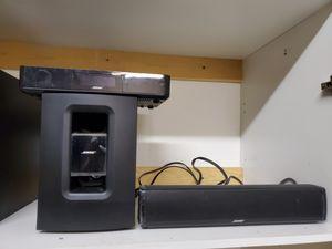 Bose surround sound for Sale in Etiwanda, CA