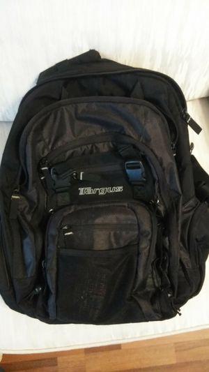Targus backpack for 2 laptops for Sale in Fort Lauderdale, FL
