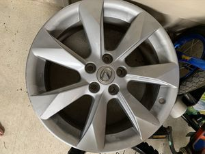 Lexus 18in wheels / rims set of 4 for Sale in Alafaya, FL