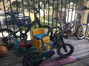 Kids bikes for sale for Sale in Tampa, FL