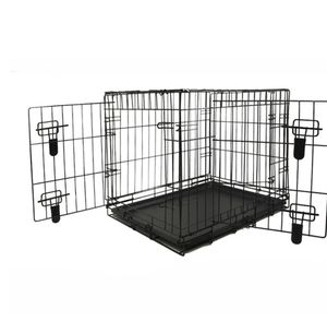 Four Paws Deluxe Double Door Dog Crate, Medium for Sale in Denver, CO