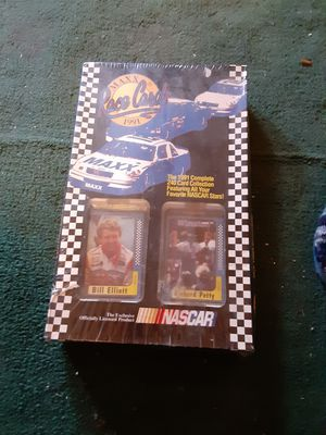 Race Card Set for Sale in Halifax, PA