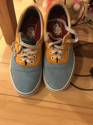 Vans. M6, W7.5 for Sale in Philadelphia, PA