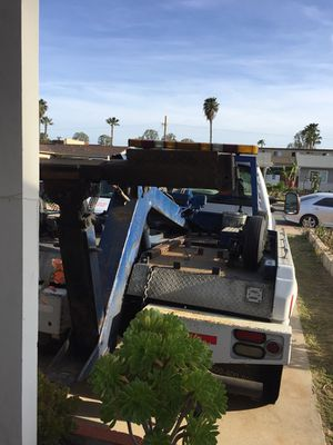 Tow truck wheel left2007 Ford F450 Clean title low mileage for Sale in El Cajon, CA