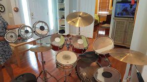 10 piece drum set for Sale in Lansdowne, VA