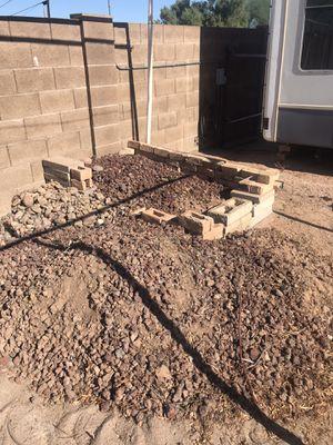 Free lava rock for Sale in Mesa, AZ