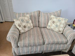 Free pick up --2 love seats for Sale in Melbourne, FL