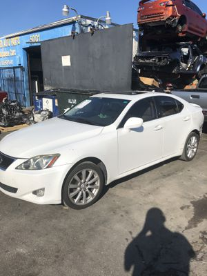 2006-2013 Lexus IS250 OEM Used Left Front Driver Door Assembly for Sale in Hialeah, FL