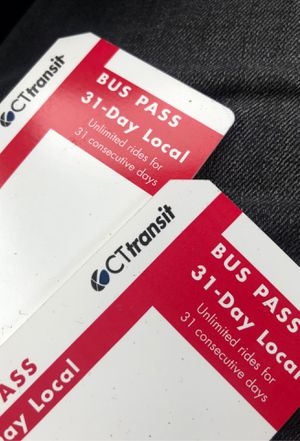 Bus pass for Sale in Waterbury, CT