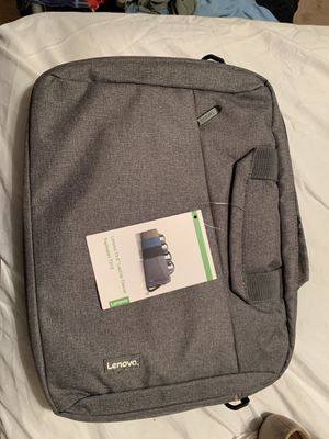 Lenovo laptop bag for Sale in Kannapolis, NC