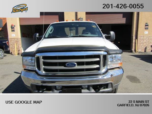 2004 Ford F350 Super Duty Crew Cab