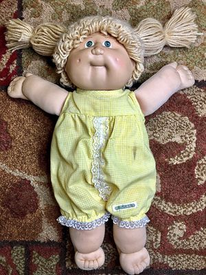 Vintage Cabbage Patch Kid Doll Collection for Sale in Saint Charles, MO