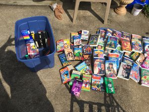 VCR movies for Sale in Paducah, KY