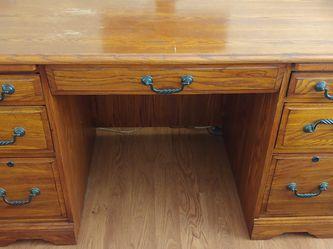 Wood Desk for Sale in North Tustin,  CA