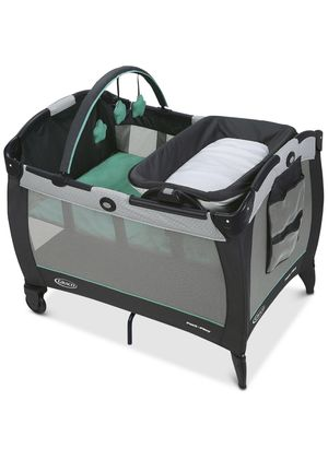 Graco baby playpen with changing table for Sale in Ontario, CA