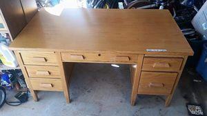 Oak Desk for Sale in Louisa, VA