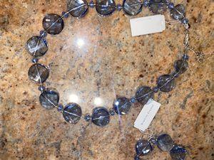 Swarovski crystal set bracelet necklace brand new for Sale in Brooklyn, NY