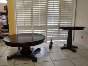 Lane Coffee Table and End Table for Sale in Boynton Beach, FL