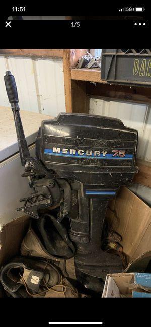 Mercury 7.5hp for Sale in Sedro-Woolley, WA