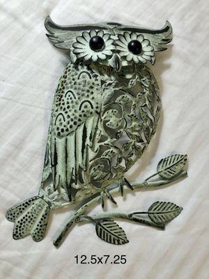 Owl decor for Sale in Grass Valley, CA