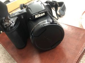 Nikon coolpix L340 digital camera in great condition for Sale in Los Angeles, CA