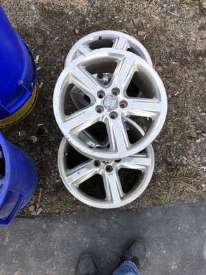 '03 '04 Mercury Marauder wheels and number cover for Sale in Nanticoke, PA