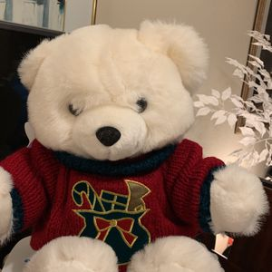"Christmas 16"" Teddy Bear 1997 for Sale in El Cajon, CA"