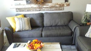 Full sized sofa, great conditio and CLEAN! I may also sell matching live seat. for Sale in Atchison, KS