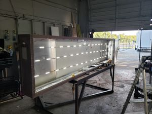 Sign cabinet for Sale in Mulberry, FL