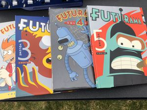 Futurama DVDs for Sale in Kent, WA