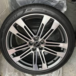 Audi 21inch SQ5 Wheels for Sale in Wayne, PA