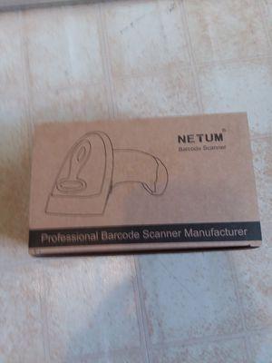 NETUM Bluetooth Scanner Professional Barcode Scanner Manufacturer. for Sale in Adelphi, MD