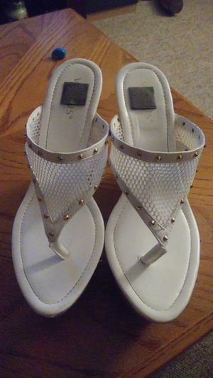 Like new Venus 4 inch wedge heels for Sale in Owatonna, MN