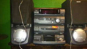 Sony Compact Hi-Fi Stereo System for Sale in Denver, CO