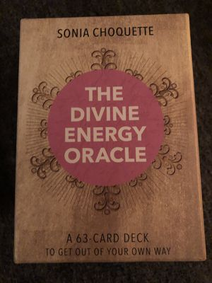 Divine Energy Oracle Cards for Sale in Pontiac, MI