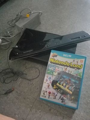 Nintendo wii u console no pad pick up for Sale in East Haven, CT