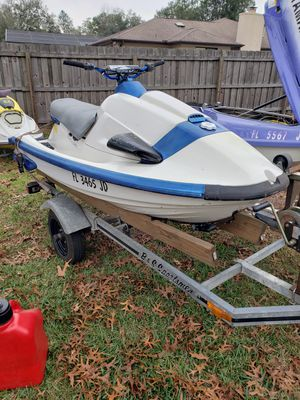 Waveraider with double trailer for Sale in Ocala, FL